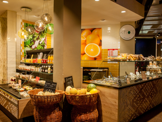 Retrouvez Khos au Carrefour Gourmet