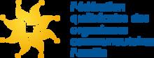 Logo de la fédération québécoise des organismes communautaires Famille