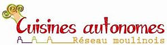 Logo Cuisines automnes réseau moulinois