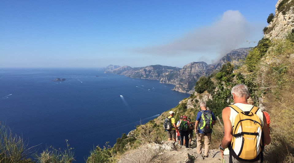 Costiera Amalfitana - il sentiero degli