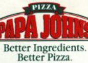Papa Johns Pizza, 1415 Highland Ave. Carrollton, KY