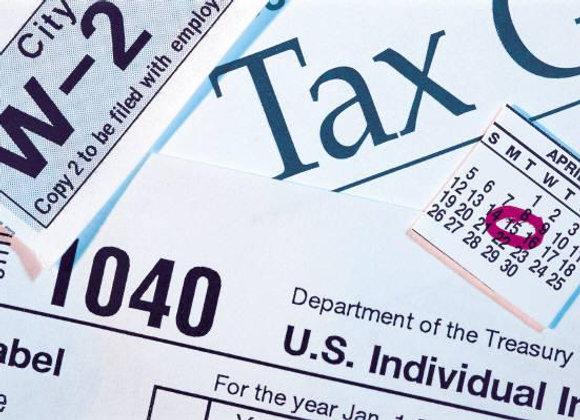 Blake Tax Service, 118 Parklane Plaza, Carrollton