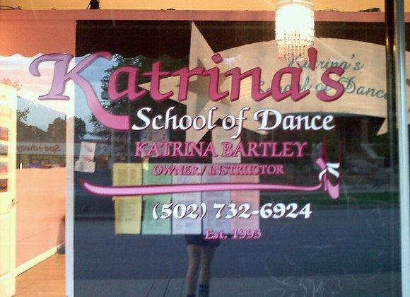 Katrina's School of Dance, 310 Main Street, Carrollton