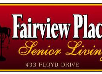 Fairview Place Assisted Living, 433 Floyd Dr. Carrollton