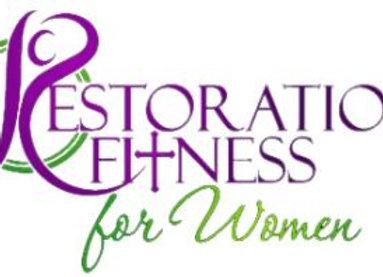Restoration Fitness for Women, 1419 Gilock Ave. Carrollton, KY