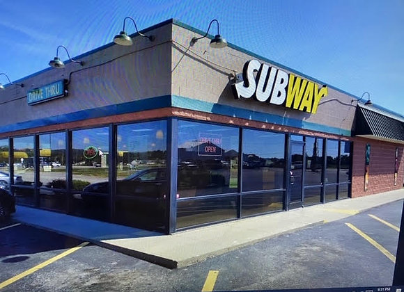 Subway,  100 Floyd Drive,  Carrollton