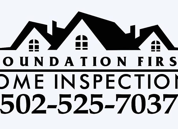 Foundation First Home Inspections, 318 Port Williams Ln. Carrollton, KY