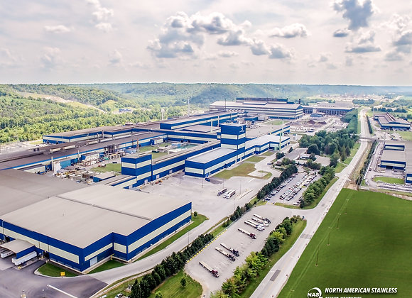 North American Stainless, 6870 HWY.42 E. Carrollton, KY