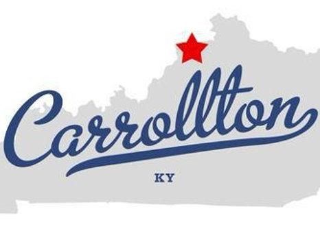 City of Carrollton, 750 Clay St. Carrollton