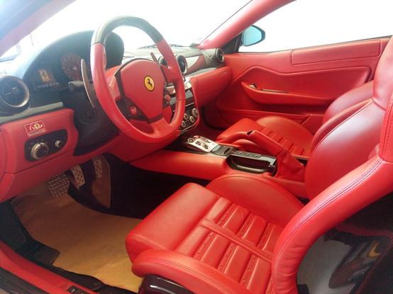 Sellerie Ferrari