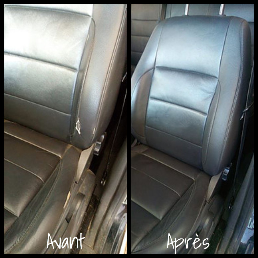 Réparation siège