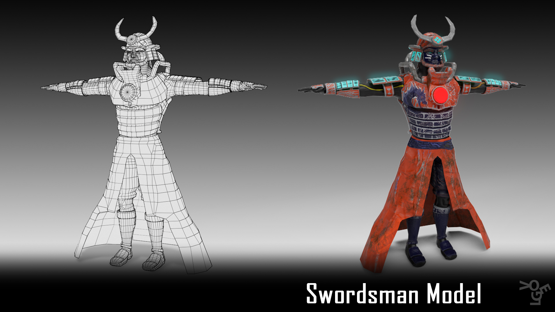 SwordsmanModel