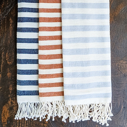 Seaside Stripe Hand Towel