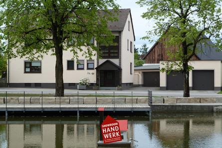 Fassadenanstrich Postbauer-Heng