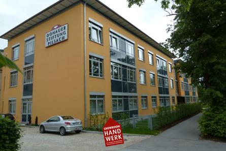 Vollwärmeschutz WDVS Wärmdeämmverbundsystem Neumarkt Amberg