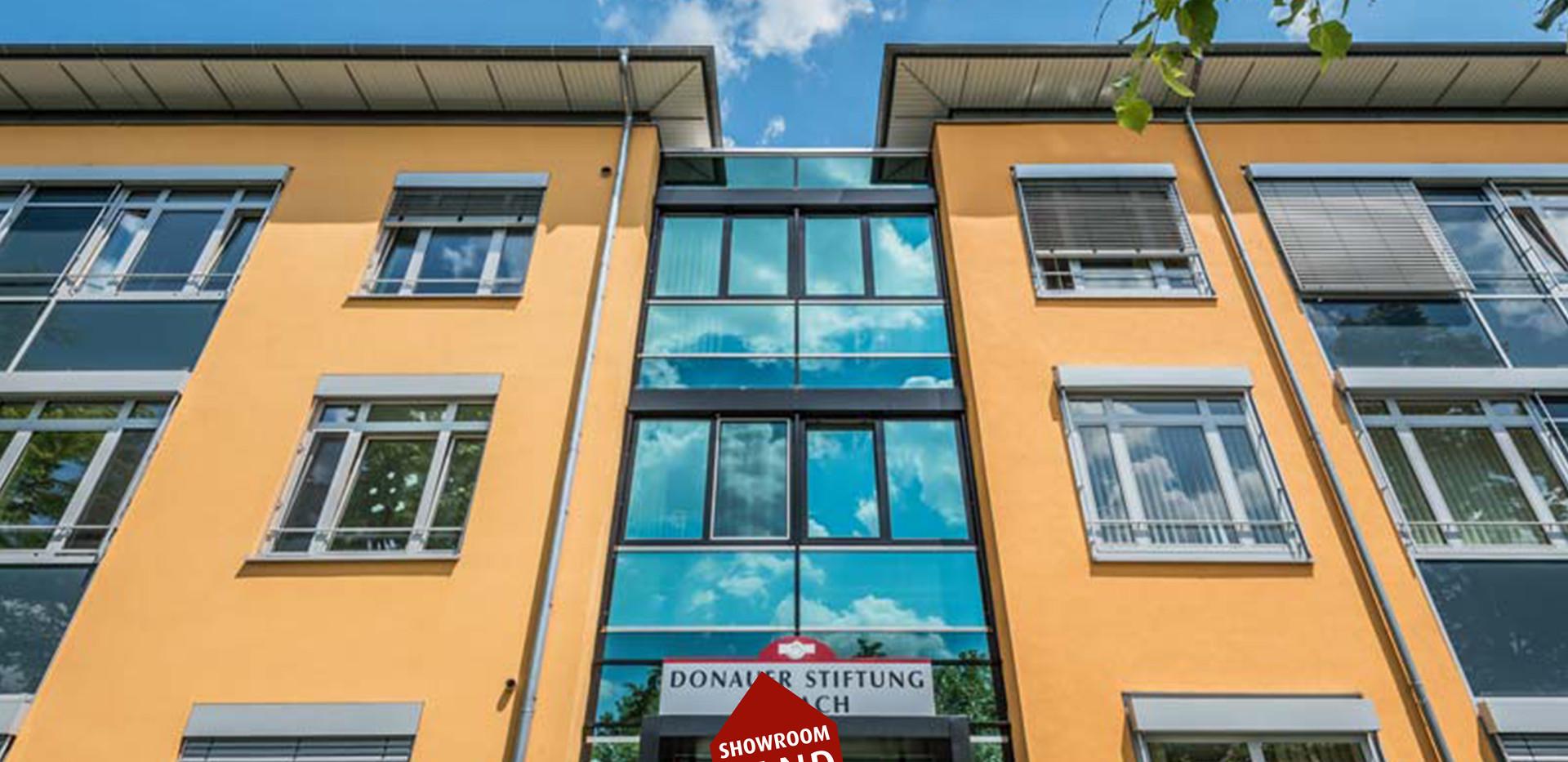 Donauer Stiftung Fassaden Gestaltung Neumarkt