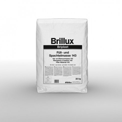 Brillux Streichfüller und Spachelmasse 143