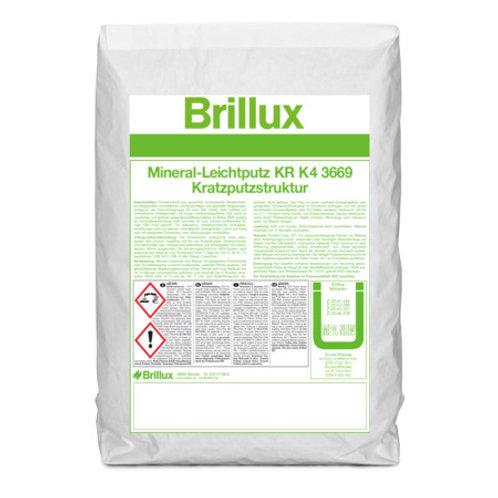 Brillux Mineral-Leichtputz KR K4 3669
