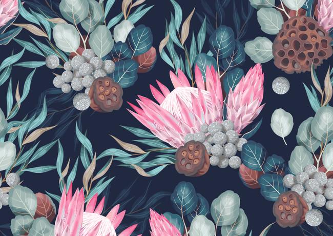 Blumenblick