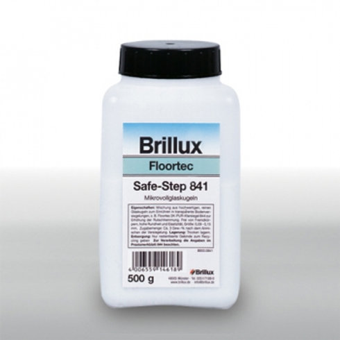 Brillux Floortec Safe-Step 841 Glaskugeln