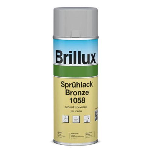 Brillux Sprühlack Bronze 1058