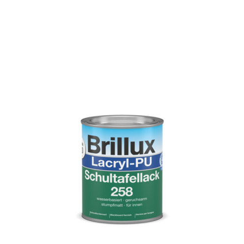 Brillux Lacryl-PU Schultafellack 258