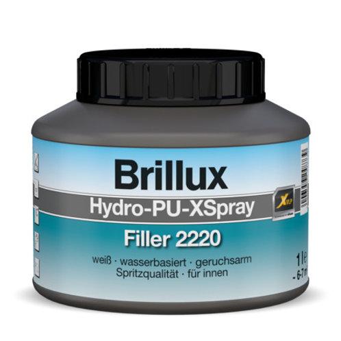 Brillux Hydro-Pu-XSpray Filler 2220 WUNSCHFARBTON