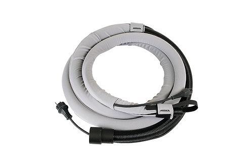 Mirka Manschette KIT: Kabel CE 230V + Schlauch 4/10 m