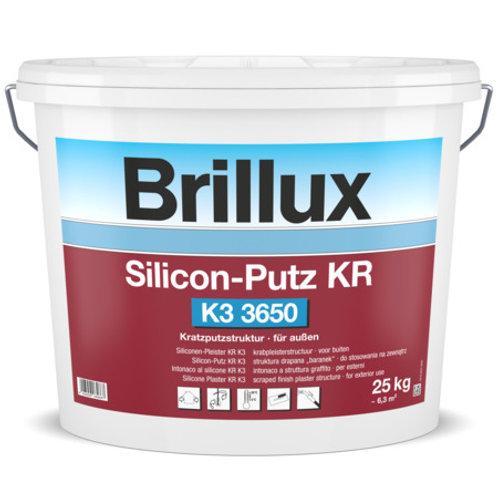 Brillux Silicon-Putz KR K3 3650 TSR-Formel