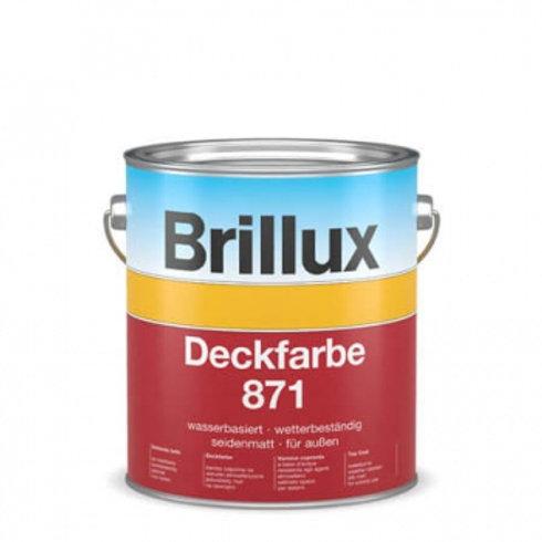 Brillux Deckfarbe 871