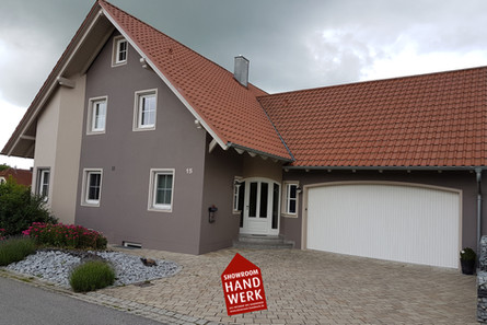 Fassadenanstrich Freystadt