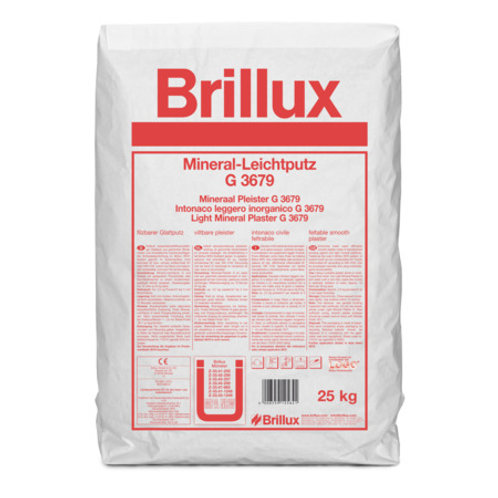 Brillux Mineral-Leichtputz G 3679