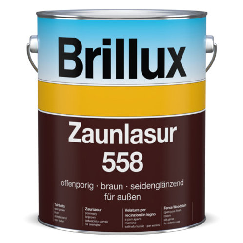 Brillux Zaunlasur 558