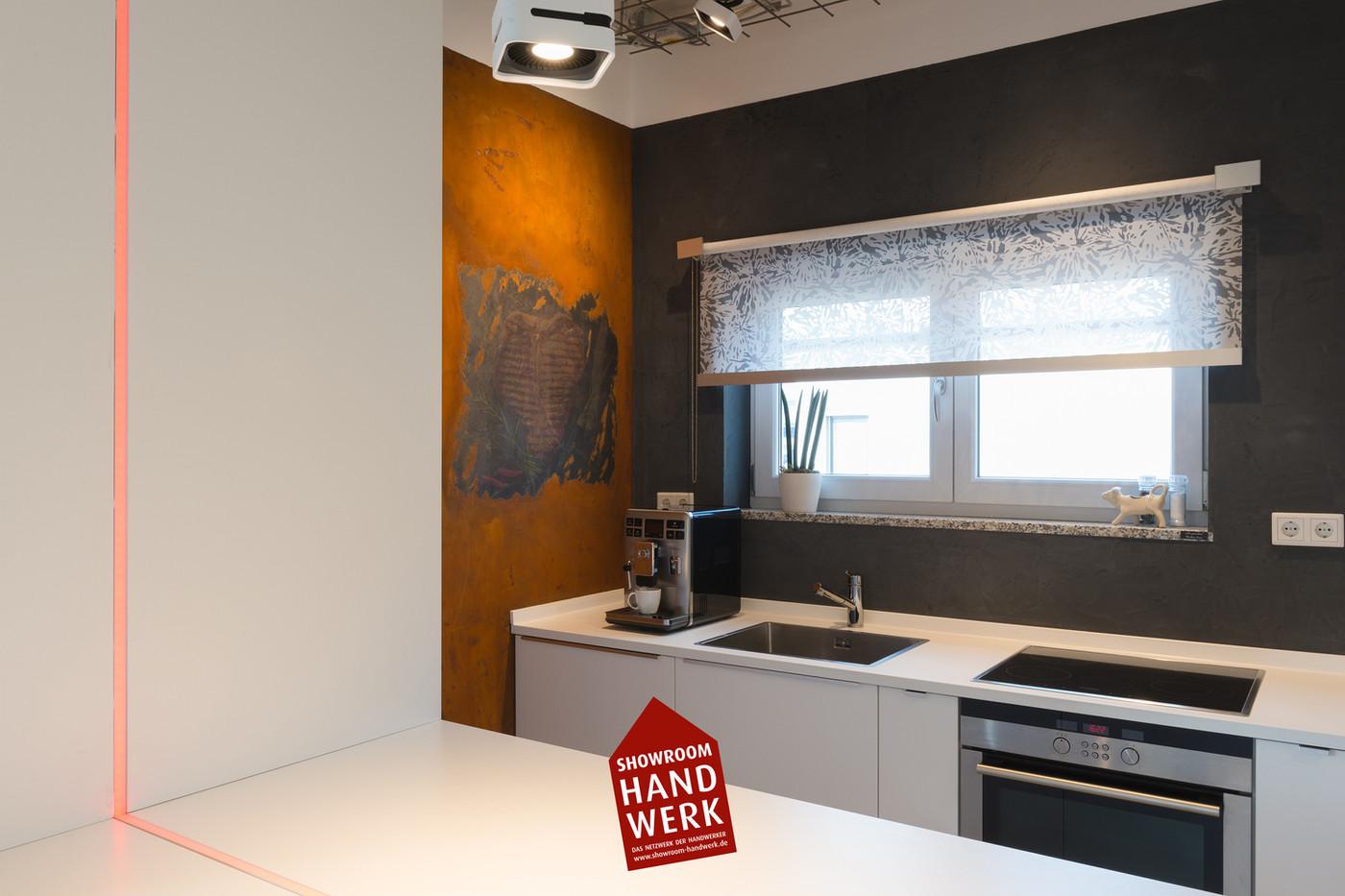Küche ohne Fliesen Berngau Neumarkt