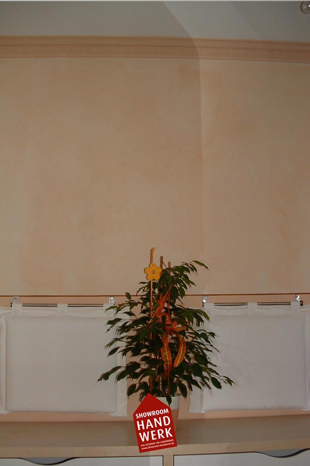 Mediterrane Wandgestaltung Parsberg