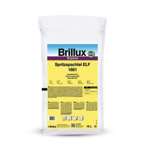 Brillux Briplast Spritzspachtel ELF 1881