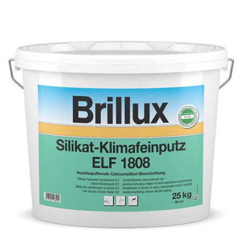 Brillux Silikat-Klimafeinputz ELF 1808