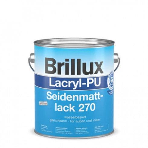 Brillux Lacryl-PU Seidenmattlack 270 WUNSCHFARBTON
