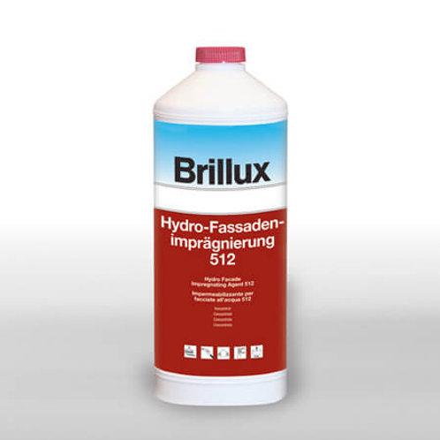Brillux Hydrofassadenimprägnierung 512