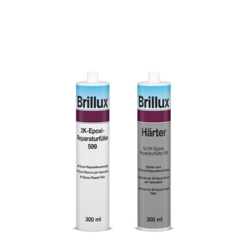 Brillux 2K-Epoxi-Reparaturfüller 599