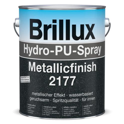Brillux Hydro-PU-Spray Metallicfinish 2177