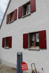 Lackier- & Lasurarbeiten Ansbach