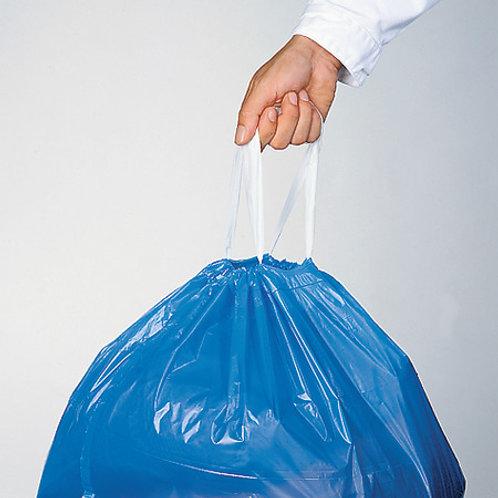 Zuzieh-Müllsäcke PE-LD, 25 Stück/Rolle