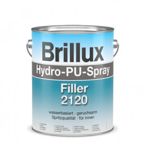 Brillux Hydro-Pu-Spray Filler 2120