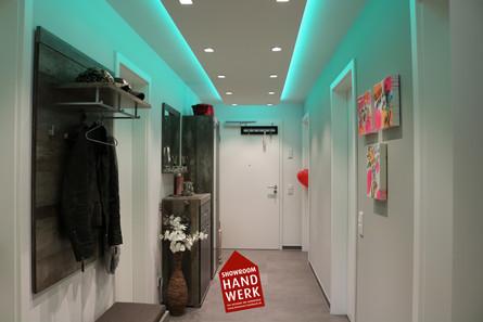 Lichtgestaltung mit LED Profilelemente Ansbach