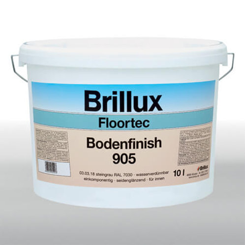 Brillux Floortec Bodenfinish 905