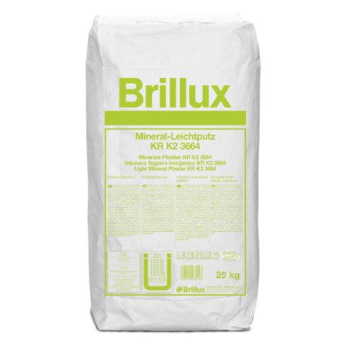 Brillux Mineral-Leichtputz KR K2 3664