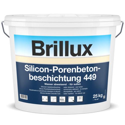 Brillux Silicon-Porenbetonbeschichtung 449 WUNSCHFARBTON
