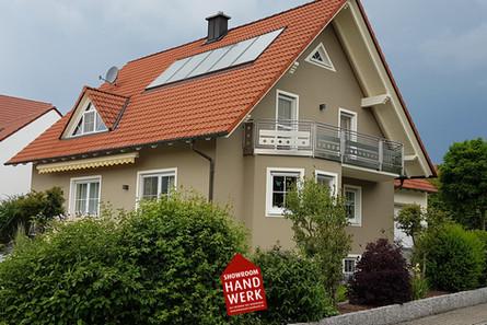 Fassadenanstrich Lauterhofen