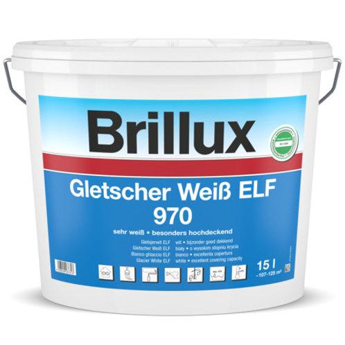 Brillux Gletscher Weiß ELF 970